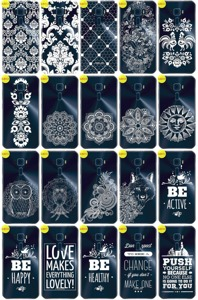 Back Case Cover Kreatui LaceCase ASUS ZENFONE 3 ZE552KL + GLASS 9H