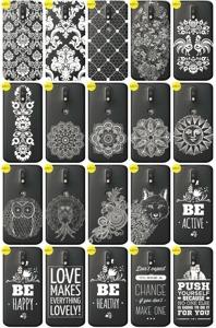 Back Case Cover Kreatui LaceCase LENOVO MOTO G4 PLAY + GLASS 9H