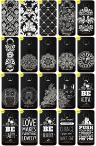 Back Case Cover Kreatui LaceCase LENOVO MOTO Z + GLASS 9H
