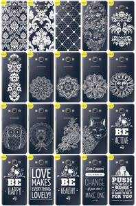 Back Case Cover Kreatui LaceCase SAMSUNG GALAXY A7 SM-A700 + GLASS 9H