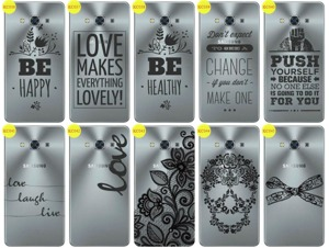 Back Case Cover Kreatui LaceCase SAMSUNG GALAXY J3 2017 PRO + GLASS 9H