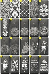 Back Case Cover Overprint Kreatui LaceCase HUAWEI Y6 II 2