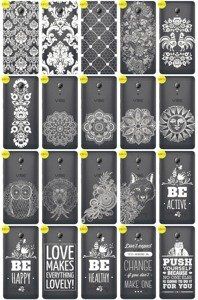 Back Case Cover Overprint Kreatui LaceCase LENOVO P1