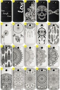 Back Case Cover Overprint Kreatui LaceCase LG K3
