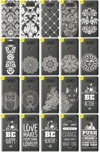 Back Case Cover Overprint Kreatui LaceCase LG V20