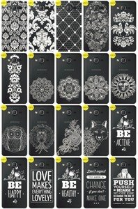 Back Case Cover Overprint Kreatui LaceCase SAMSUNG GALAXY ON5 SM-G550