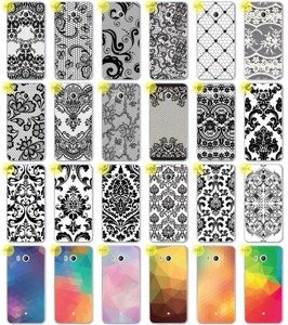Back Case Kreatui PRINT COVER ArtCase HTC U11 / U 11 + GLASS 9H