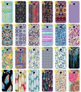 Back Case Print Cover 0.3mm Kreatui ArtCase HUAWEI Y3 2017