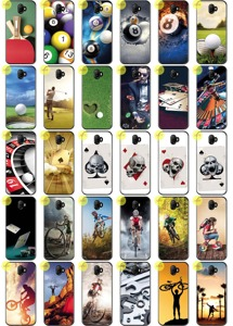 Back Case Print Cover 0.3mm Kreatui PhotoCase WIKO WIM