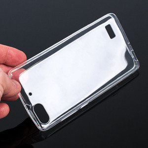 CASE COVER HUAWEI HONOR 4C Ultra slim 0.3mm TRANSPARENT NO WATER VAPOR