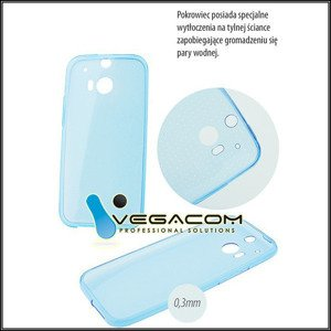 CASE COVER SAMSUNG GALAXY ALPHA SM-G850 0.3mm CLEAR NO WATER VAPOR
