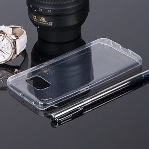 CASE COVER for SAMSUNG GALAXY S6 EDGE SM-G925 Ultra slim 0.3mm CLEAR