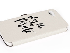 MODOstyle Flip Case Cover Overprint SONY XPERIA Z5 COMPACT