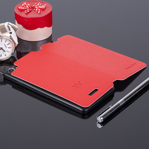 ORIGINAL WALLET FLIP CASE COVER KRUGER MATZ FLOW RED