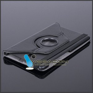 ROTATING CASE COVER BOOK SAMSUNG GALAXY TAB S 8.4 T705 T700 BLACK