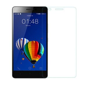 Real Tempered Glass Film 9H Oleophobic Screen Protector LENOVO A5000