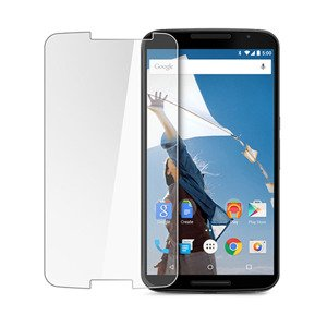 Real Tempered Glass Film 9H Screen Protector MOTOROLA GOOGLE NEXUS 6