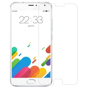 Tempered Glass Film 9H Oleophobic Screen Protector MEIZU METAL / CHARM
