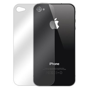 Tempered Glass Film 9H Screen Protector FOR BACK IPHONE 4 4S