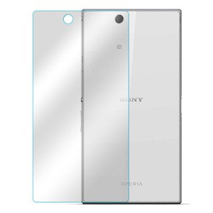 Tempered Glass Film 9H Screen Protector FOR BACK SONY XPERIA Z ULTRA
