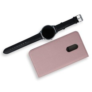 WALLET CASE COVER Magnetic SmartCase XIAOMI REDMI NOTE 4 ROSE GOLD
