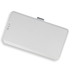 WALLET FLIP CASE COVER MAGNET pocketbook MICROSOFT LUMIA 950 XL WHITE