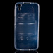 BACK CASE COVER GEL RUBBER JELLY ALCATEL IDOL 4 CLEAR