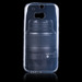 BACK CASE COVER HTC ONE M8S Ultra slim 0.3mm TRANSPARENT