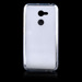 BACK CASE MATT COVER GEL RUBBER JELLY ALCATEL A3 5.0 TRANSPARENT