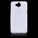 BACK CASE MATT COVER GEL RUBBER JELLY HUAWEI Y5 2017 TRANSPARENT
