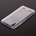 CASE COVER LENOVO A6000 Ultra slim 0.3mm TRANSPARENT