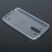 CASE COVER LG G3 D850 D855 Ultra slim 0.3mm TRANSPARENT NO WATER VAPOR
