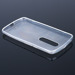 CASE COVER for MOTOROLA MOTO X PLAY Ultra slim 0.3mm TRANSPARENT
