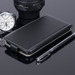 SLIM FLIP CASE COVER magnet WIKO BLOOM BLACK