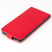 SLIM FLIP FLEX CASE COVER magnet RUBBER SONY XPERIA Z5 RED