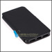 WALLET CASE COVER ultra slim pocketbook magnet HUAWEI HONOR 7 BLACK