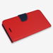 WALLET FLIP CASE COVER MAGNET pocketbook HTC DESIRE 10 LIFESTYLE RED