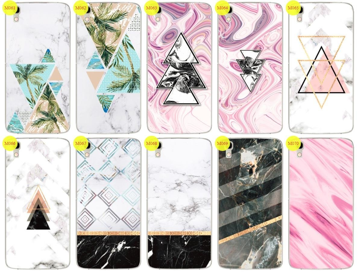 Case Cover Aufdruck Tasche Fall Kreatui MARMOR ALCATEL IDOL 4 +GLAS 9H