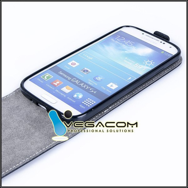 Fall Holster CASE TASCHE COVER SAMSUNG GALAXY S6 EDGE SM-G925 SCHWARZ