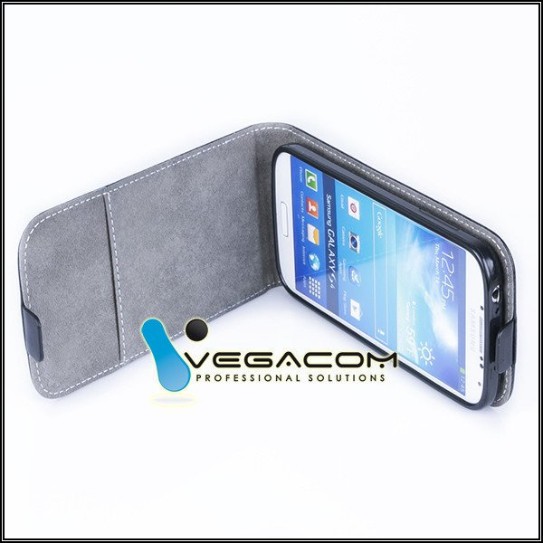Fall Holster decken COVER CASE TASCHE SAMSUNG GALAXY J5 SM-J500 grün