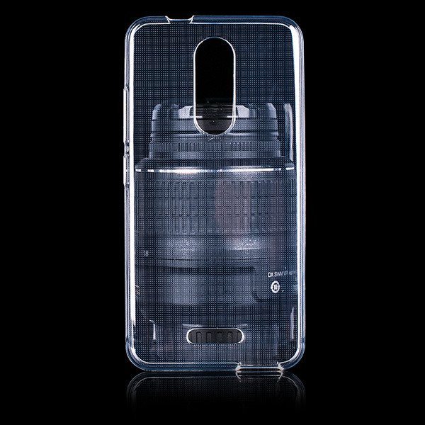 Fall decken CASE COVER TASCHE JELLY WIKO UPULSE LITE CLEAR