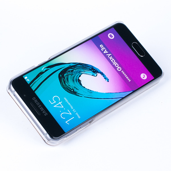 Fall Decken Tasche Case Stars Sterne Samsung Galaxy A3 2016 A310