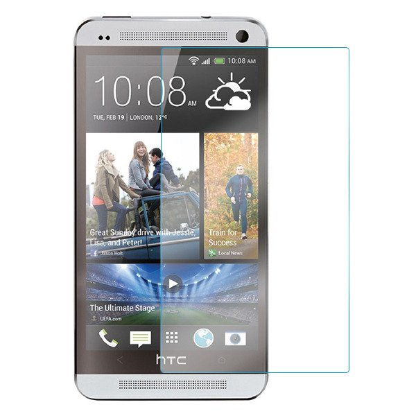 Schutzfolie HTC ONE M7 Displayschutz Schutz Folie Glass SCREEN PROTECT