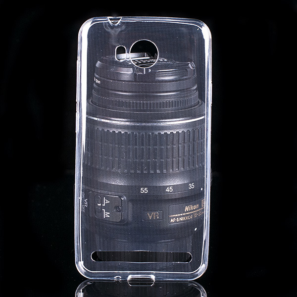 TASCHE Fall decken CASE COVER HUAWEI Y3 II 2 0.3mm TRANSPARENT