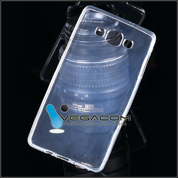 TASCHE Fall decken CASE COVER LENOVO A700 0.3mm TRANSPARENT