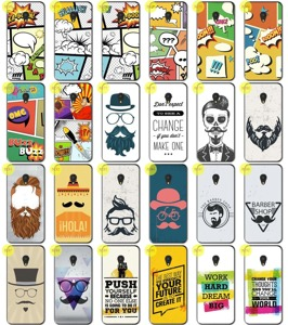 0.3mm Case Cover Tasche Fall Kreatui ArtCase ALCATEL U5