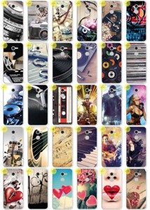 0.3mm Case Cover Tasche Fall Kreatui PhotoCase ALCATEL A3 5.0