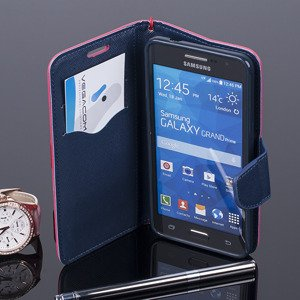 Brieftasche Fall decken Holster CASE TASCHE GALAXY GRAND PRIME SM-G530