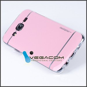 Fall decken CASE COVER MOTOMO TPU GEL SAMSUNG GALAXY J5 SM-J500 ROSA