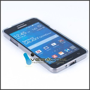 Fall decken CASE COVER MOTOMO TPU SAMSUNG GALAXY GRAND PRIME G530 SCHW